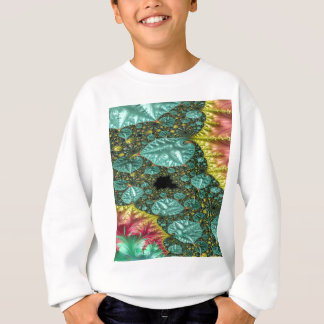 Diamonds in the Rough Fractal Sweatshirt