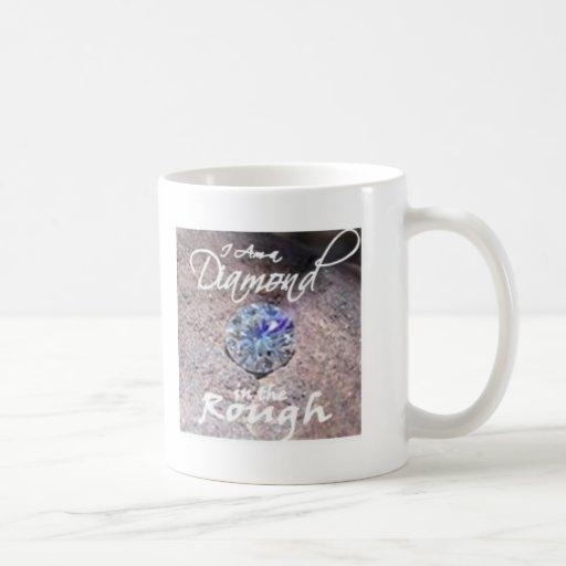 Diamonds in the Rough Mug
