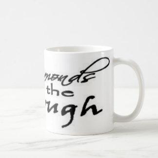 Diamonds in the Rough Coffee Mugs