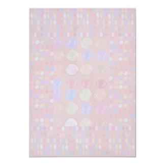 Diamonds Jewels Pearls by Naveen Joshi 5x7 Paper Invitation Card