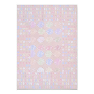 Diamonds Jewels Pearls by Naveen Joshi v2 5x7 Paper Invitation Card