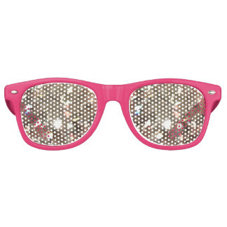 Diamonds Retro Sunglasses