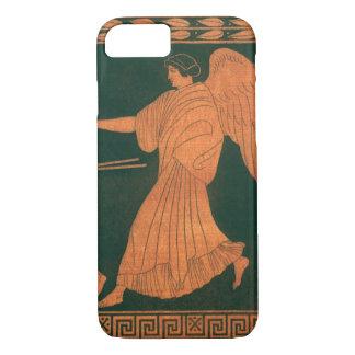 Diana and an Angel, Vintage Roman Mythology iPhone 7 Case