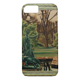 Diana Artemis Sculpture In Gardens iPhone 8/7 Case