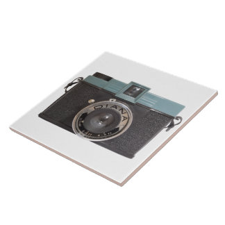 Diana Camera Ceramic Tile