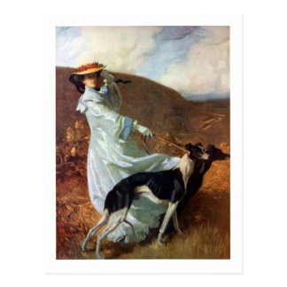 Diana of the Uplands Postcard