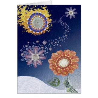Diana's Annunciation (card) Card