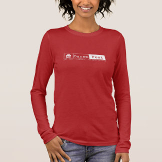 Diane - Long Sleeve Fire Brown L Long Sleeve T-Shirt