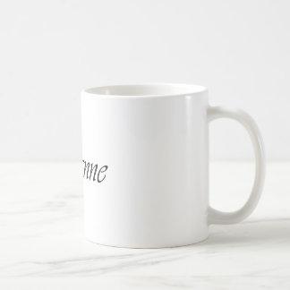 Dianne Basic White Mug