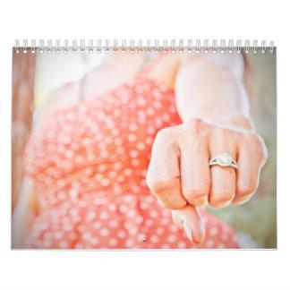 Dianne & Tony's Engagement Calendar