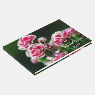 Dianthus #1 guest book