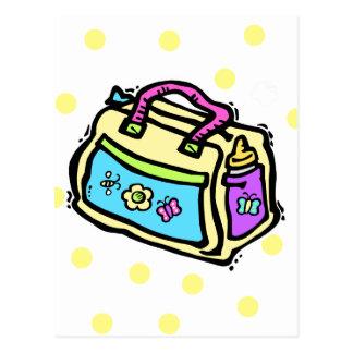 Diaper Bag Postcard
