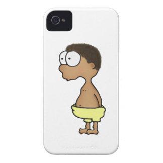 Diaper Boy iPhone 4 Cover