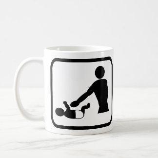 Diaper Changing Pro Coffee Mug