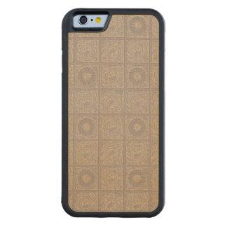 Diaper design for wallpaper, 1883 carved® maple iPhone 6 bumper case