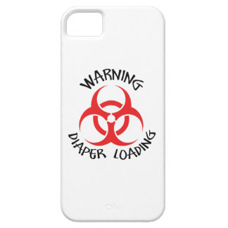 DIAPER LOADING iPhone 5 COVERS