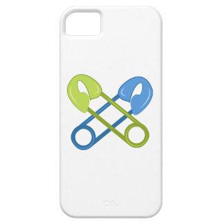 Diaper Pins iPhone 5 Cases
