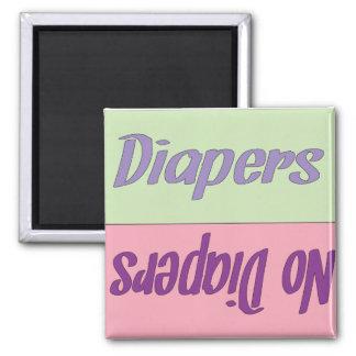 Diaper Reminder Magnet