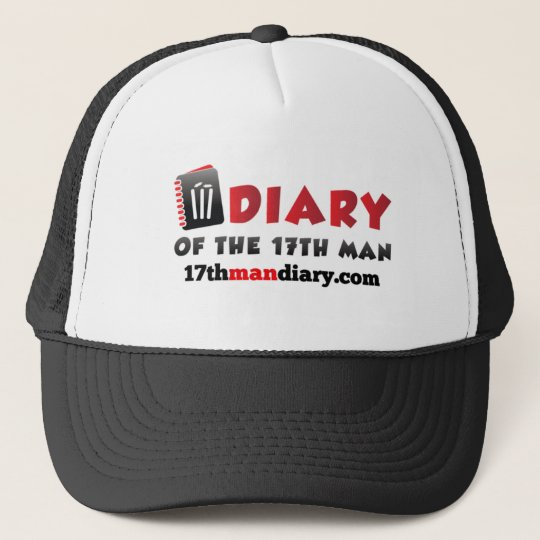 Diary of the 17th Man Cap