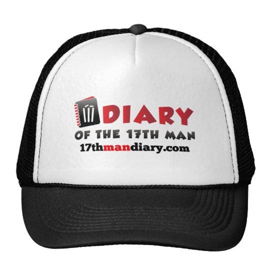 Diary of the 17th Man Cap
