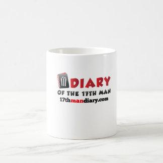 Diary of the 17th Man Mug