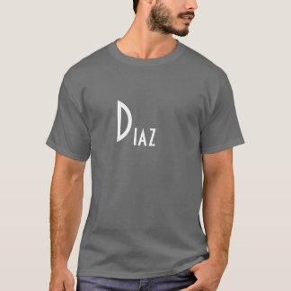 Diaz Men's American Apparel Poly-Cotton T-Shirt