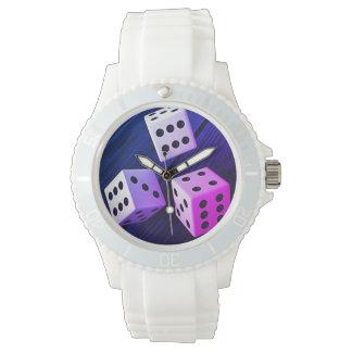 Dice 3D Watch