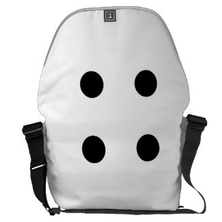 Dice 4 commuter bags