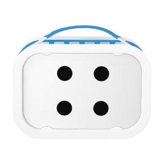 Dice 4 lunch box