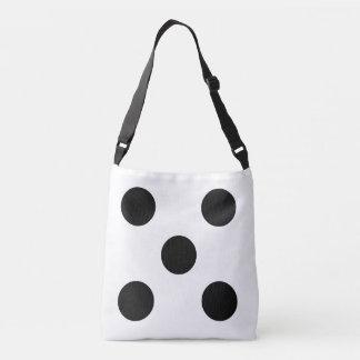 Dice 5 crossbody bag