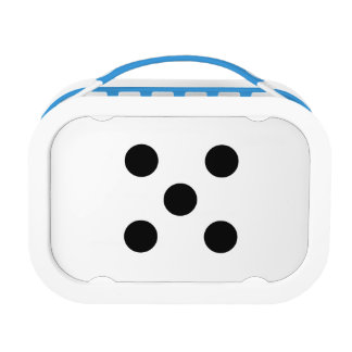 Dice 5 lunch boxes