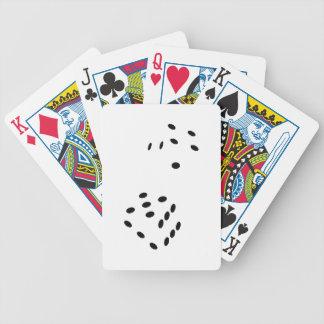 Dice Cards