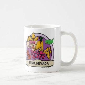 Dice City Mug