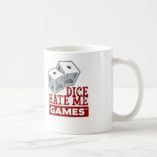 Dice Hate Me Games Mug