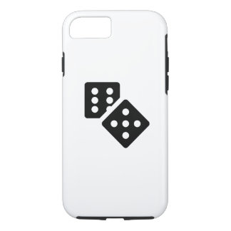 Dice Pictogram iPhone 7 Case