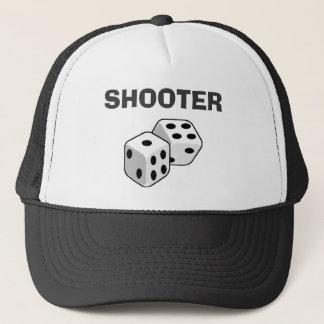 DICE-SHOOTER CAP