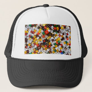 Dice Trucker Hat