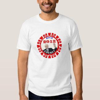 Dick Cheney 2012 t-shirt