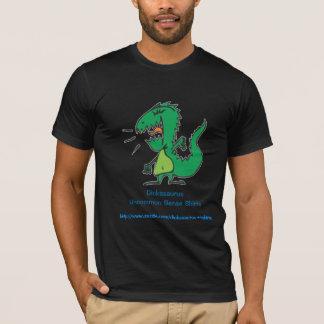 Dickasaurus Critter, Dickasaurus Uncommon Sense... T-Shirt