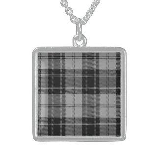 Dickey Scottish Tartan Necklaces