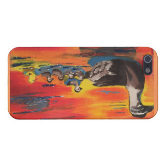 Dickie Sunset Case For iPhone 5/5S
