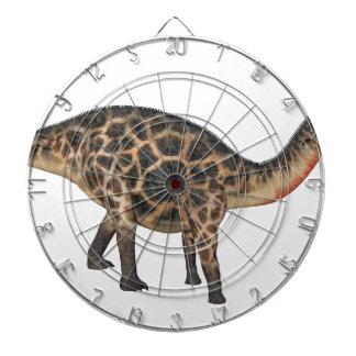 Dicraeosaurus In Side Profile Dartboard
