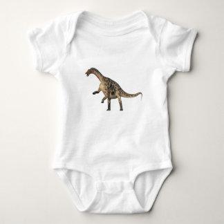 Dicraeosaurus Standing Baby Bodysuit