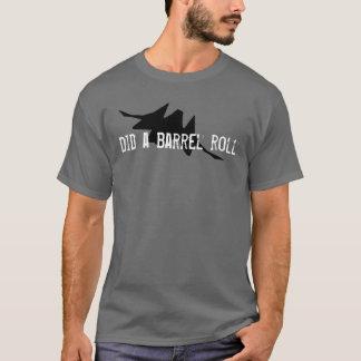 Did a Barrel Roll T-Shirt