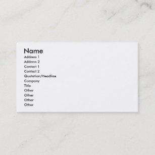 Children Pediatricians Business Cards Zazzle Au