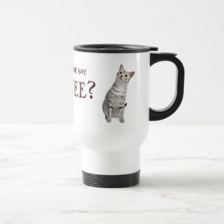 Did someone say coffee? Cat mug