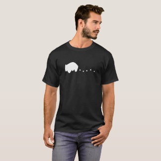 Did you know: womabts poop cubes T-Shirt