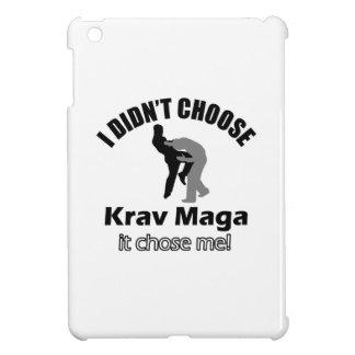 Didn't choose krav maga iPad mini cases