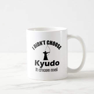 Didn't choose Kyudo Coffee Mug