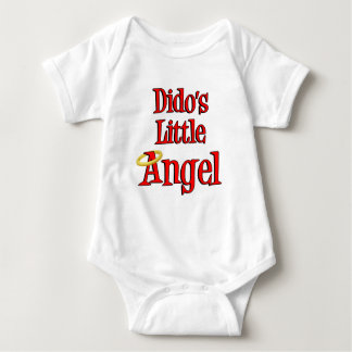 Dido's Little Angel Baby Bodysuit